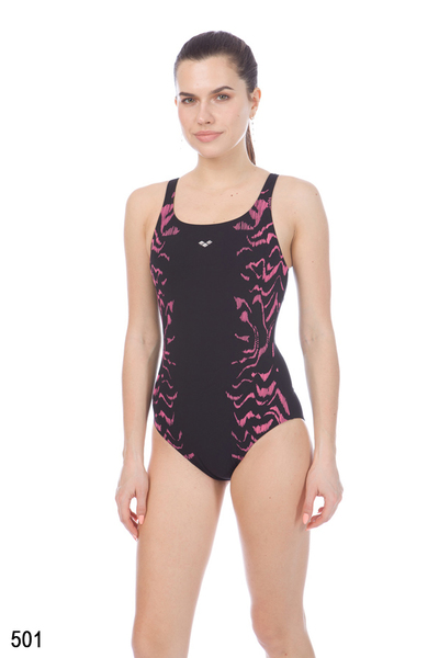 ARENA W JESSICA WING BACK ONE PIECE (000393)