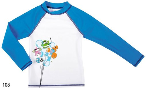ARENA AWT KIDS BOY UV L/S TEE (000434)