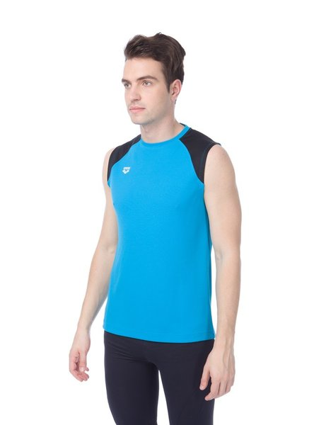 ARENA GYM SLEEVELESS TEE M (000946)