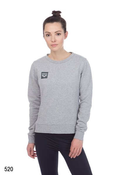 ARENA W ESSENTIAL CREW SWEAT (001038)