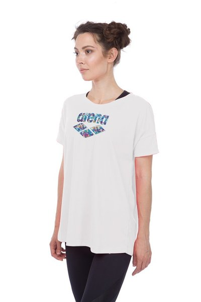 ARENA GYM S/S LOOSE FIT W (001205)