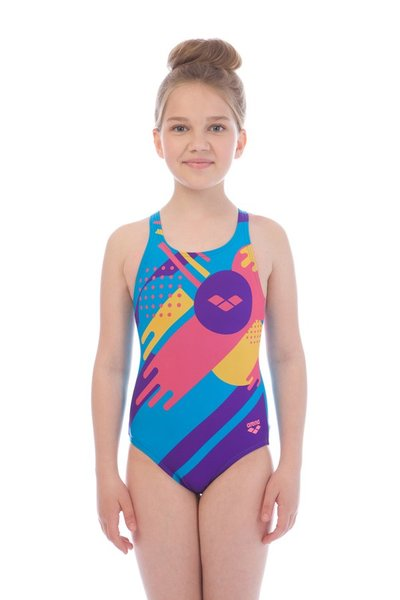 ARENA PLAY FUN JR SWIM PRO BACK L (001325)
