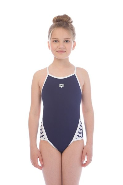 ARENA TEAM STRIPE JR SUPER FLY BACK (001331)