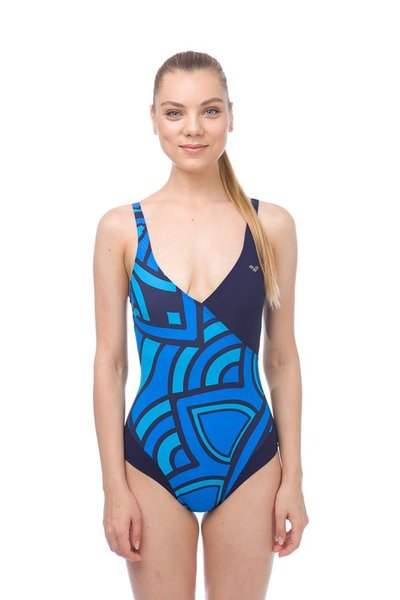 ARENA JADE U BACK ONE PIECE C-CUP LOW CUT (001407)