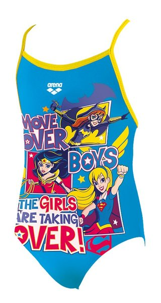 ARENA KIDS GIRL POWER ONE PIECE (001523)
