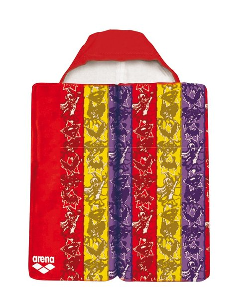 ARENA SUPER HERO PONCHO KIDS (001551)