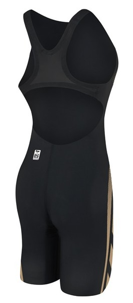Гидрокостюм TYR Ap12 Compression Open Back Speedsuit