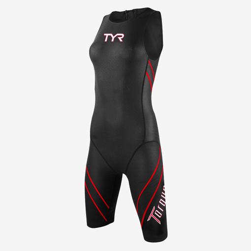 Гидрокостюм TYR Women's Torque Pro Swimskin (001 Черный)