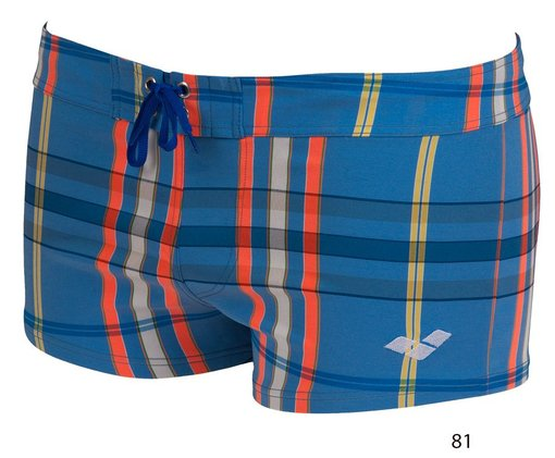 ARENA Плавки Alinghi low waist short (16930)