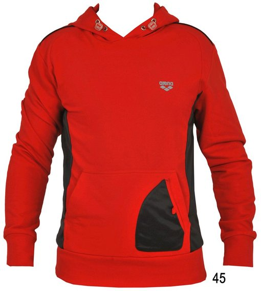 ARENA Толстовка Training+ hooded sweat (1D025)