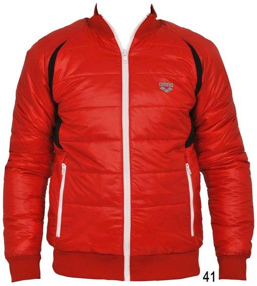 ARENA Курта Training+ padded F/Z jacket (1D029)