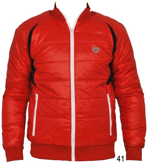 ARENA Курта Training+ padded F/Z jacket (1D029)