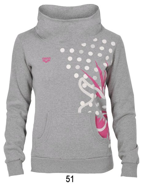 ARENA Толстовка Separates hooded sweat Like (1D036)