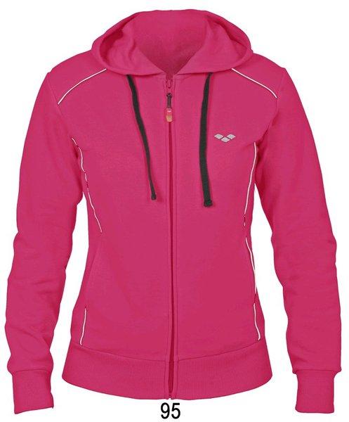 ARENA Спортивный костюм Essence hooded F/Z tracksuit fleece 2 (1D046)