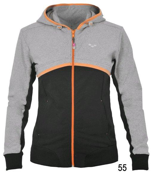 ARENA Спортивный костюм Essence hooded F/Z tracksuit fleece 3 (1D047)
