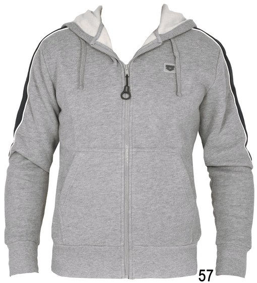 ARENA Спортивный костюм Essence hooded F/Z tracksuit fleece1 (1D053)