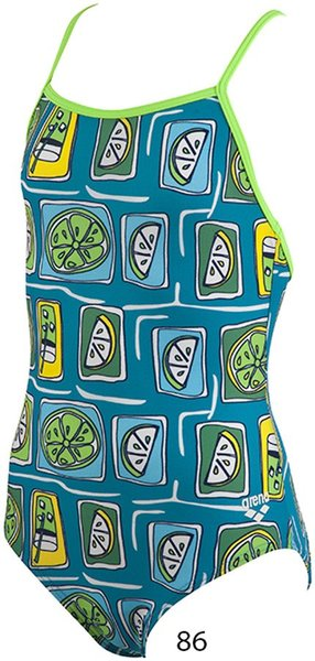 ARENA Fruit jr one piece light drop back (23847)