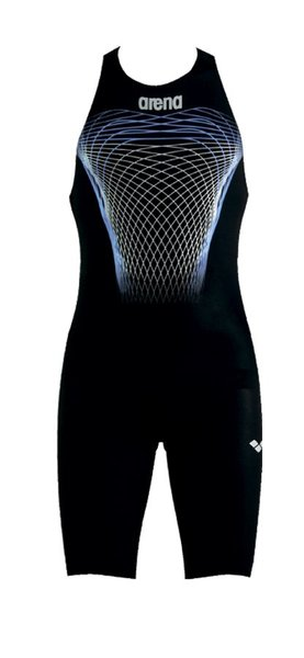 Гидрокостюмы Arena Костюм для плавания  Man Powerskin R-evolution Full Body Short Leg Suit (27866)