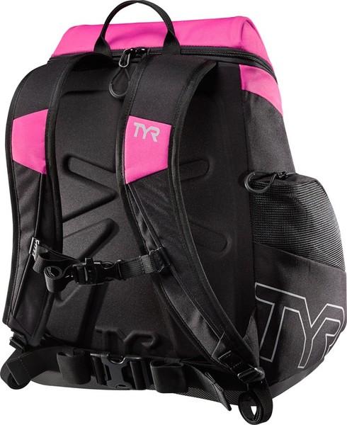 Рюкзак TYR Alliance 30L Backpack (121 Черный/Розовый)