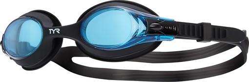 Очки для плавания TYR Swimples (011 Голубой/Черный/Черный)