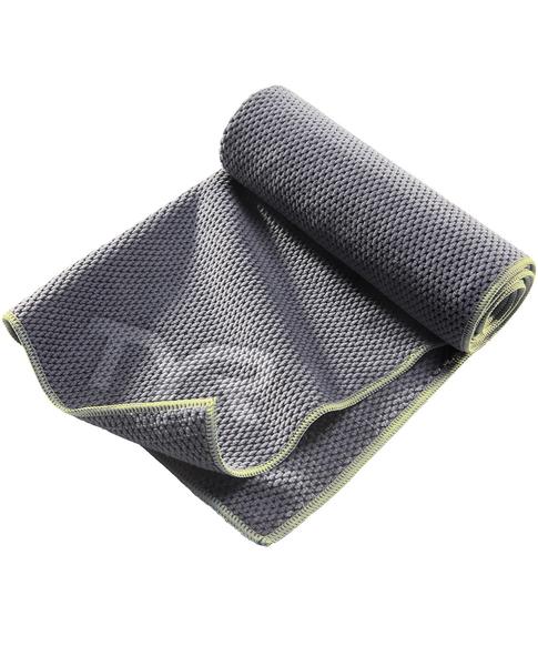 Полотенце микрофибра TYR Hyper-Dry Sporttowel (019 Серый)