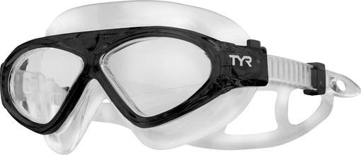 Маска для плавания TYR Magna Swim Mask (101 Прозрачный/Прозрачный/Прозрачный)