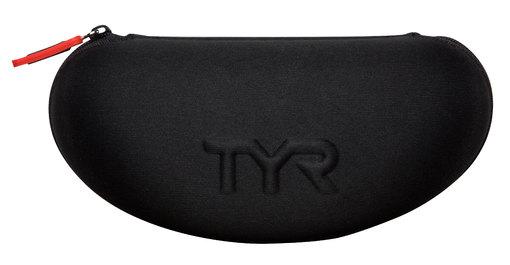Чехол защитный для очков TYR Protective Goggle Case (001 Черный)