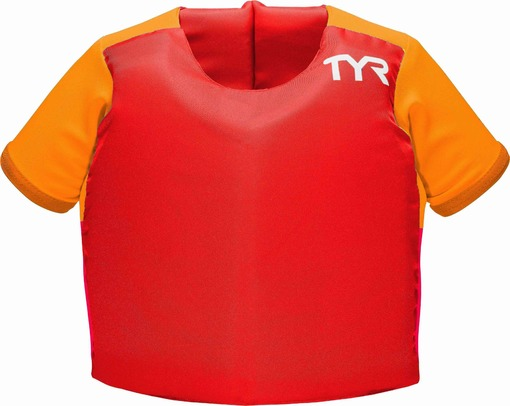 Жилет TYR Kids Flotation Shirt (670 Розовый)