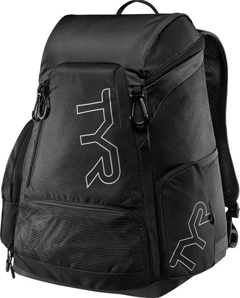 Рюкзак TYR Alliance 30L Backpack (022 Черный/Черный)