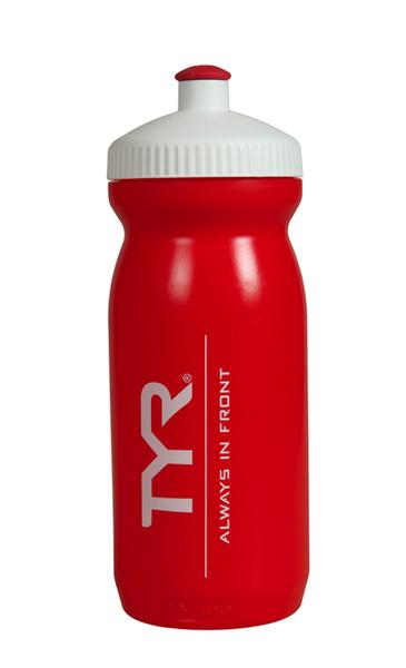 Бутылка для воды TYR Water Bottle 600 ml (610 Красный)