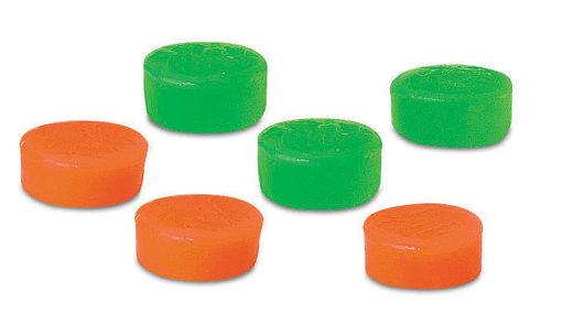 Беруши для бассейна TYR Youth Multi-Colored Silicone Ear Plugs (970 Мульти)
