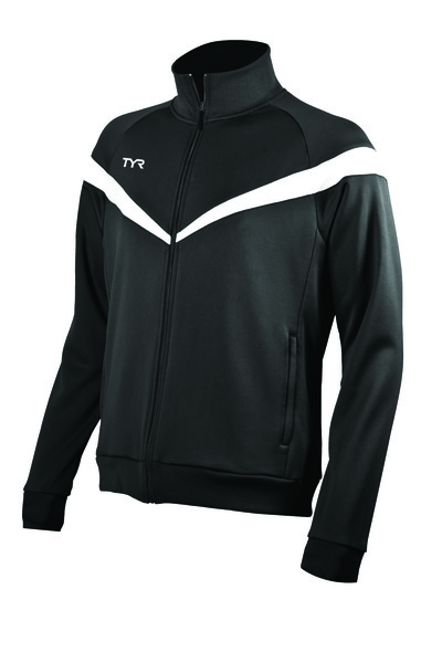 Куртка спортивная TYR Men'S Freestyle Warm-Up Jacket (610 Красный)
