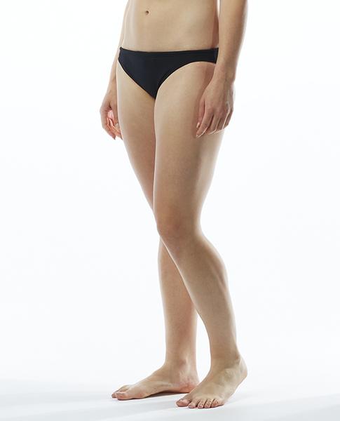Плавки TYR Lula Classik Bikini Bottom (001 Черный)