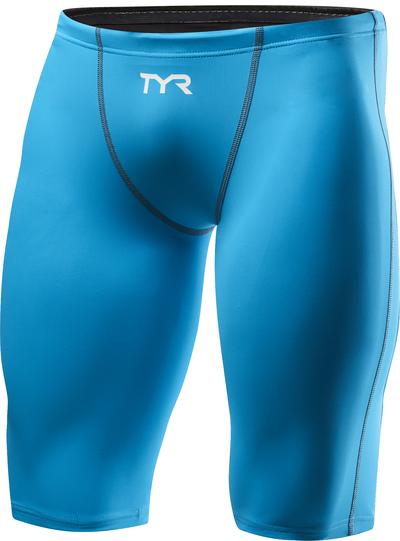 Гидрошорты TYR Thresher Male Short (850 Голубой/Серый)