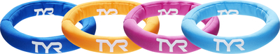 Кольца TYR Dive Rings (970 Ассорти)