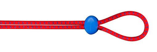 Резинка для очков TYR Bungee Cord Strap Kit (642 Красный/Синий)