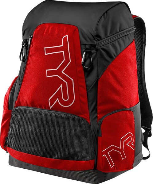 Рюкзак TYR Alliance 45L Backpack (022 Черный/Черный)