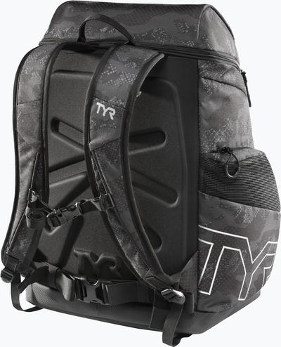 Рюкзак TYR Alliance 45L Backpack Camo Print (088 Черный/Серый)