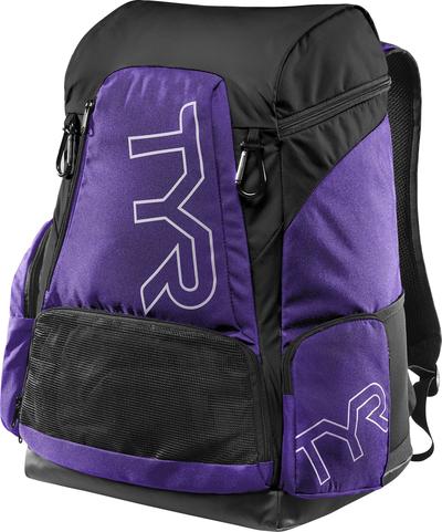 Рюкзак TYR Alliance 45L Backpack (510 Фиолетовый/Черный)