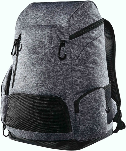 Рюкзак  TYR Alliance 45L Backpack Heather Print (019 Серый)