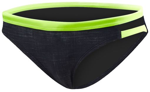 Плавки  TYR Sandblasted Cove Bikni Bottom (001 Черный)