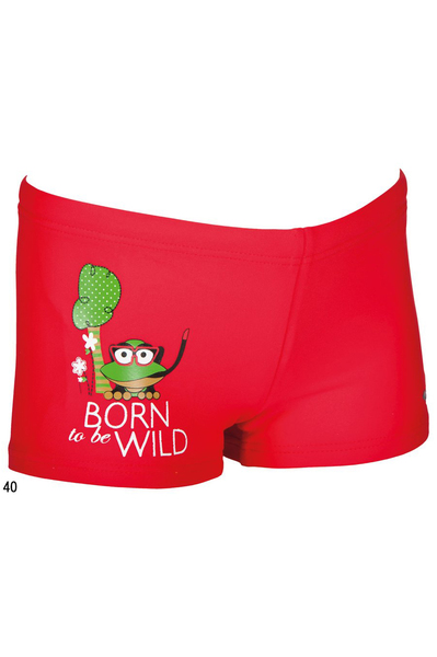 ARENA WATER TRIBE KIDS BOY SHORT (1B469)