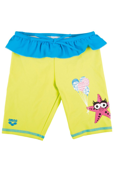 ARENA WATER TRIBE KIDS GIRL UV JAMMER (1b313)