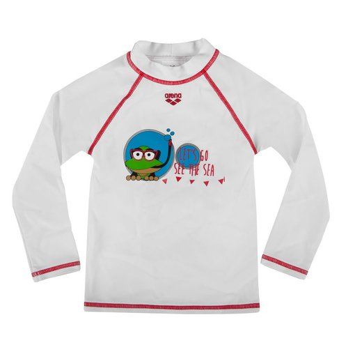ARENA AWT KIDS BOY UV LONG SLEEVES SHIRT (1B155)