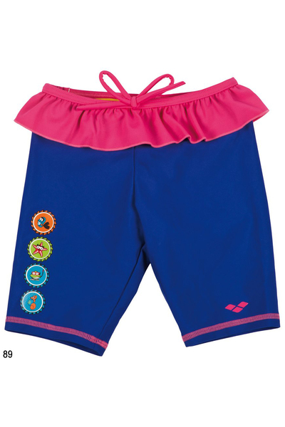 ARENA AWT CROWNCAPS KIDS GIRL UV JAMMER (1B466)