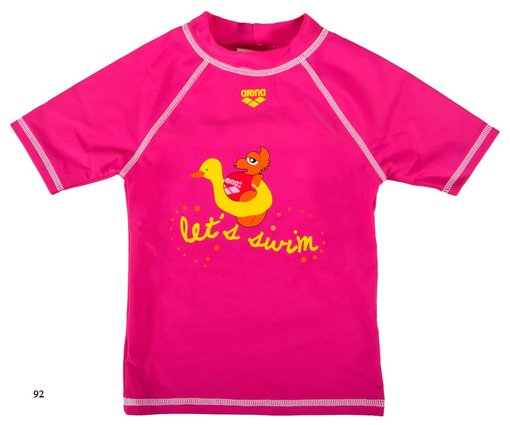 ARENA AWT KIDS GIRL UV T-SHIRT (1B161)