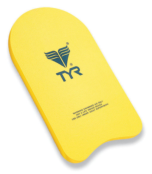 Доска для плавания TYR Kickboard (720 Желтый)