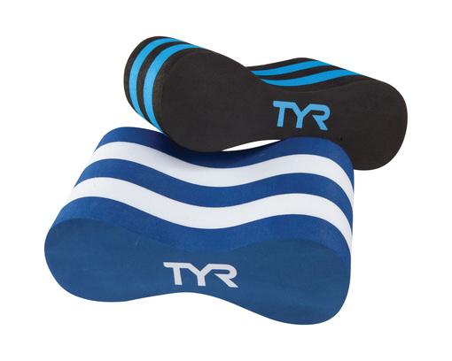 Колобашка TYR Junior Pull Float (462 Голубой/Белый)