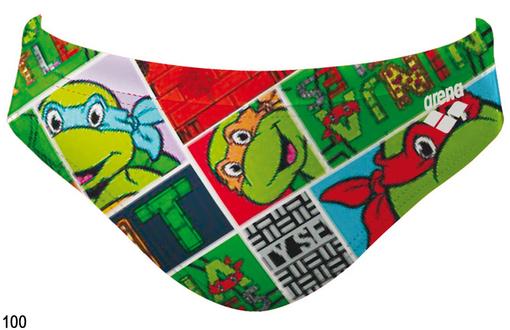 ARENA KIDS BOY TURTLES BRIEF (001170)