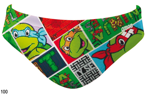 ARENA KIDS BOY TURTLES BRIEF (001170)